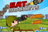 Играть Пожиратели ракет онлайн флеш игра для детей