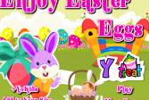Играть Весёлые пасхальные приключения онлайн флеш игра для детей