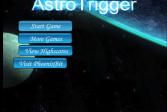 Играть Астрономический триггер онлайн флеш игра для детей