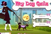 Играть Тест: твоя собака онлайн флеш игра для детей