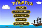 Играть Пираты онлайн флеш игра для детей
