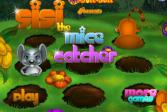 Играть Сиси ловит мышей онлайн флеш игра для детей