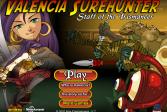Играть Валенсия Серехантер онлайн флеш игра для детей
