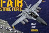 Играть Ф 18 воздушный удар онлайн флеш игра для детей