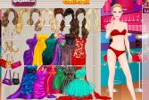 Играть Выпускной Барби онлайн флеш игра для детей