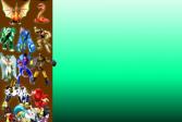 Играть Составление скинов 3 Бакуган онлайн флеш игра для детей