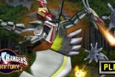 Играть Могучие Рейнджеры. Битва драконов онлайн флеш игра для детей