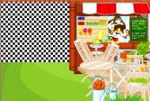 Играть Кафе и магазин онлайн флеш игра для детей