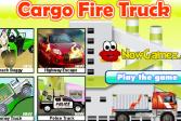 Играть Путь пожарной машины онлайн флеш игра для детей