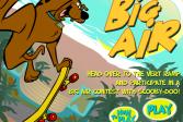 Играть Скуби Ду на скейтборде онлайн флеш игра для детей