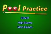 Играть Практический пул онлайн флеш игра для детей