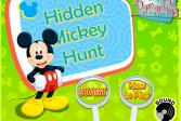 Играть Найди Микки Мауса онлайн флеш игра для детей