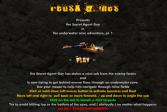 Играть Секретный агент Гай подводное приключение в пещере онлайн флеш игра для детей