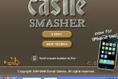 Играть Сокрушитель замка онлайн флеш игра для детей