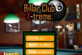 Играть Бильярд клуб екстрим онлайн флеш игра для детей