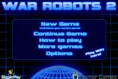 Играть Боевые роботы 2 онлайн флеш игра для детей