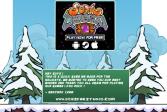 Играть Турбо Санта онлайн флеш игра для детей