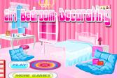 Играть Декор спальни онлайн флеш игра для детей