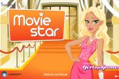 Играть Звезда кино онлайн флеш игра для детей