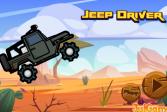 Играть Водитель джипа Jeep Driver онлайн флеш игра для детей