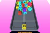 Играть Цепной куб 2048 3D Chain Cube 2048 3D онлайн флеш игра для детей