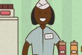 Играть Бургерная Эда Ed's Burger Shop онлайн флеш игра для детей