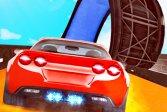 Город Автомобилей - Настоящее испытание трюков Car City - Real Stunt Challenge