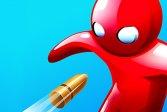 Человек-пуля 3D онлайн Bullet Man 3D Online