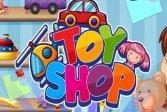 Головоломка из магазина игрушек Toy Shop Jigsaw Puzzle