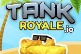 Танк Ройаль tankroyale.io