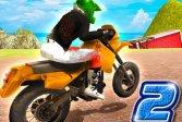Городской байк-трюк 2 City Bike Stunt 2