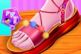 Обувь для принцессы Princess Fashion Flatforms Design