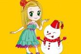 Принцесса и снеговик A Princess And A Snowman