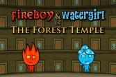 Огонь и Вода: Лесной Храм Fireboy and Watergirl: Forest Temple