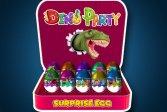 Яйцо-сюрприз: Динозавр Surprise Egg: Dino Party