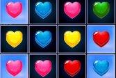 Три в ряд сердца Hearts Match 3