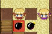Взрывная девочка Bombergirl