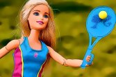 Блондинка Кукла Модный Стиль Головоломка Blonde Doll Fashion Style Puzzle