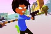 Человек-пуля Экшен Bullet Man Action