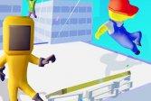 Паркур Бег - Гонка 3D Parkour Run - Race 3D