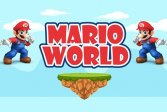 Марио Мир Mario World