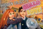 Поиск предметов Привет, любовь Hidden Objects Hello Love