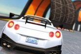 Автомобильные каскадерские гонки: мега рампы Car Stunt Races: Mega Ramps