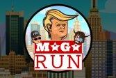 Бег MAGA Run
