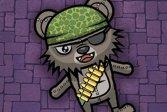 Зомби медведи ночная стрельба Zombie Bears Night Shooting