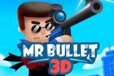 Мистер Пуля 3D онлайн Mr Bullet 3D online