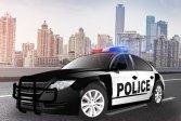 Полицейская машина Police Car Drive