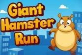 Бег гигантского хомяка Giant Hamster Run