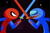 Сражение Стикмена Stickman Heroes Fight - Super Stick Warriors