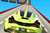 Невозможный автомобиль трюк мега рампа 3d Impossible car stunt mega ramp 3d